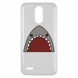 Lg K10 2017 Case Shark