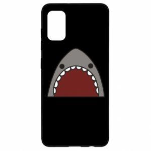 Samsung A41 Case Shark