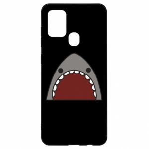 Samsung A21s Case Shark