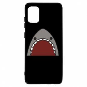 Samsung A31 Case Shark