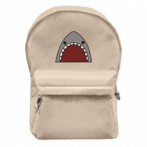 Plecak z przednią kieszenią Shark