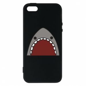 Etui na iPhone 5/5S/SE Shark