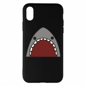Etui na iPhone X/Xs Shark