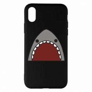 iPhone X/Xs Case Shark