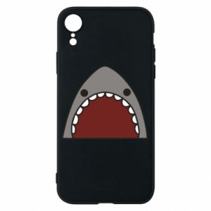 Etui na iPhone XR Shark