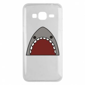 Etui na Samsung J3 2016 Shark