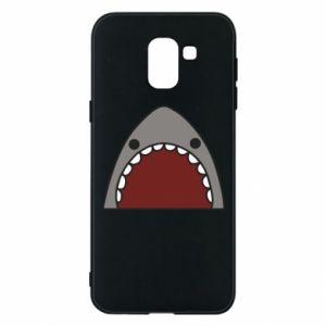 Etui na Samsung J6 Shark