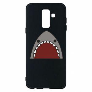 Etui na Samsung A6+ 2018 Shark