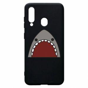 Etui na Samsung A60 Shark