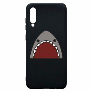 Etui na Samsung A70 Shark