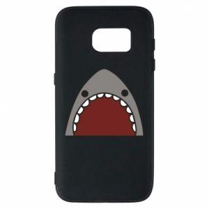 Etui na Samsung S7 Shark