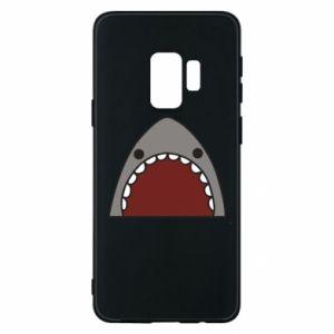 Etui na Samsung S9 Shark