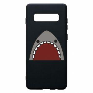 Etui na Samsung S10+ Shark