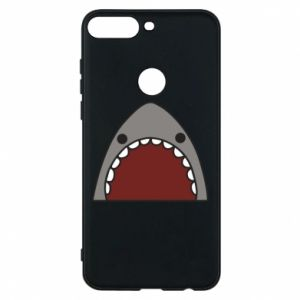 Phone case for Huawei Y7 Prime 2018 Shark