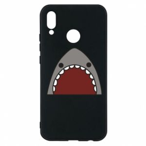 Etui na Huawei P20 Lite Shark