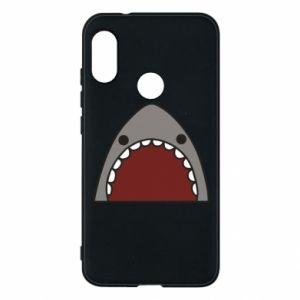 Etui na Mi A2 Lite Shark