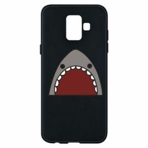 Etui na Samsung A6 2018 Shark