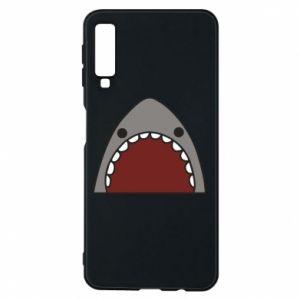 Etui na Samsung A7 2018 Shark
