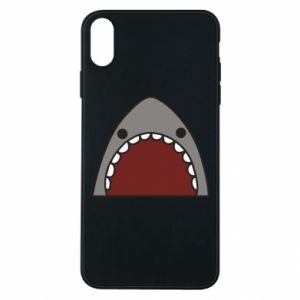 Etui na iPhone Xs Max Shark