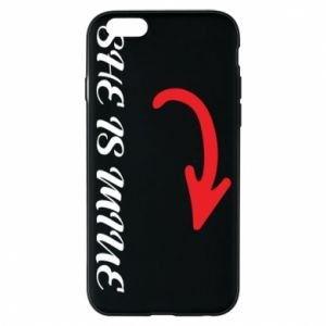 Phone case for iPhone 6/6S She is mine