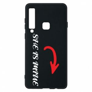 Phone case for Samsung A9 2018 She is mine