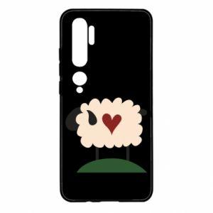 Etui na Xiaomi Mi Note 10 Sheep with heart