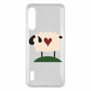 Etui na Xiaomi Mi A3 Sheep with heart