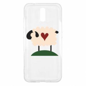 Etui na Nokia 2.3 Sheep with heart