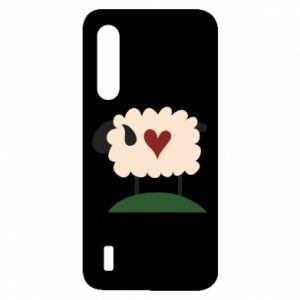 Etui na Xiaomi Mi9 Lite Sheep with heart