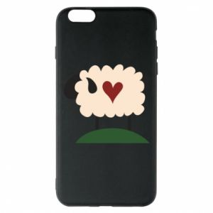 Etui na iPhone 6 Plus/6S Plus Sheep with heart