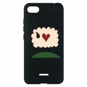 Etui na Xiaomi Redmi 6A Sheep with heart