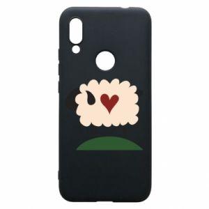Etui na Xiaomi Redmi 7 Sheep with heart