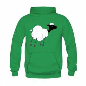 Bluza z kapturem dziecięca Sheep