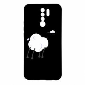 Etui na Xiaomi Redmi 9 Sheep