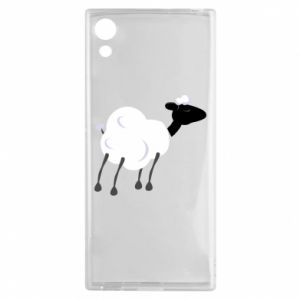 Etui na Sony Xperia XA1 Sheep