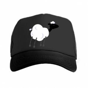 Czapka trucker Sheep
