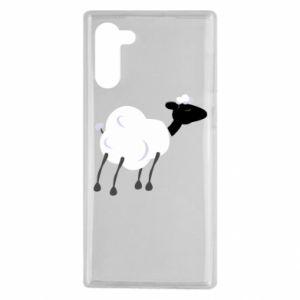 Etui na Samsung Note 10 Sheep
