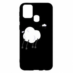 Etui na Samsung M31 Sheep