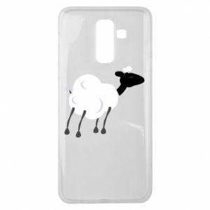 Etui na Samsung J8 2018 Sheep