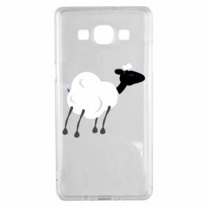 Etui na Samsung A5 2015 Sheep