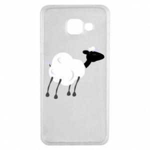 Etui na Samsung A3 2016 Sheep