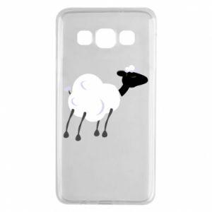 Etui na Samsung A3 2015 Sheep