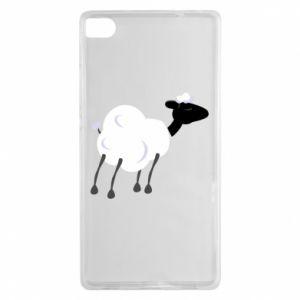 Etui na Huawei P8 Sheep