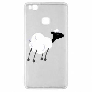 Etui na Huawei P9 Lite Sheep