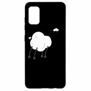 Etui na Samsung A41 Sheep