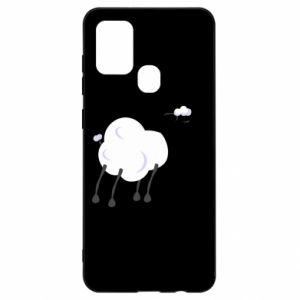 Etui na Samsung A21s Sheep