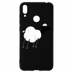 Etui na Huawei Y7 2019 Sheep
