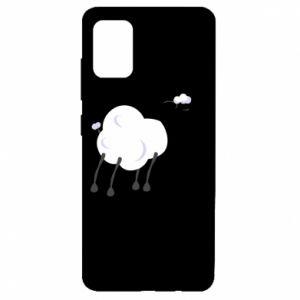 Etui na Samsung A51 Sheep