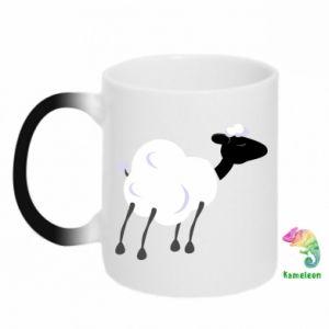 Kubek-magiczny Sheep