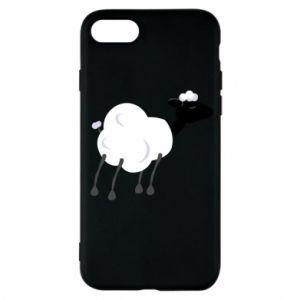 Etui na iPhone 7 Sheep